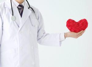 医師とハート