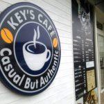 キーズカフェ福井店!こだわりコーヒーと自家製スイーツが美味♪