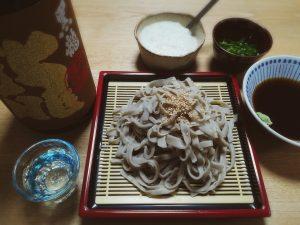 越前そばと日本酒